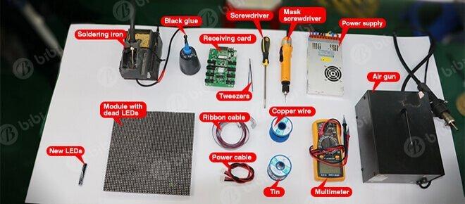 repair module tools