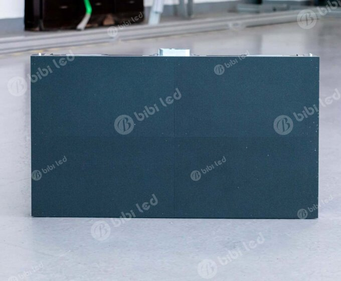 Small pixel pitch led screen