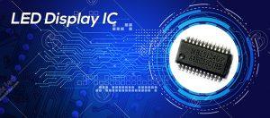 led display driver IC