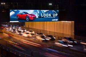 digital led screen in UK