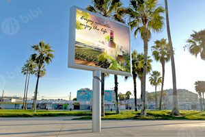 led screen for advertising outdoor