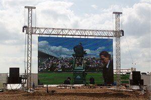 rental led Big Screen